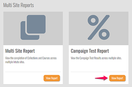 Campaign Test Report