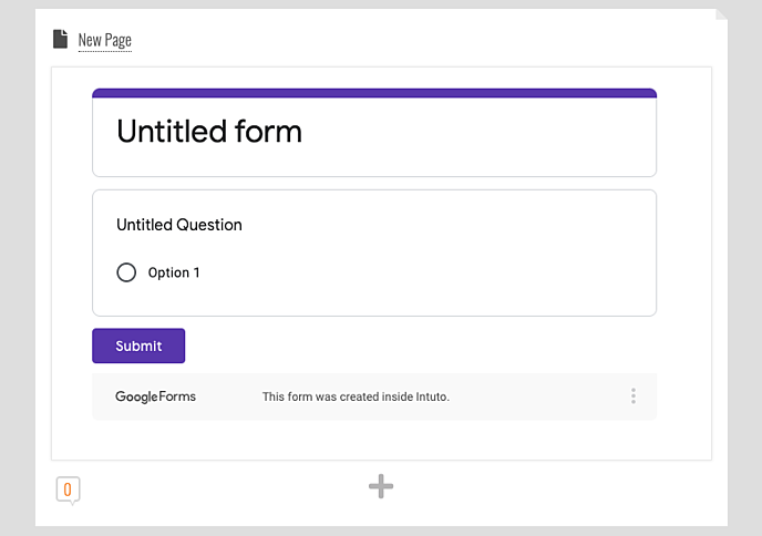 Google-Form-in-Intuto