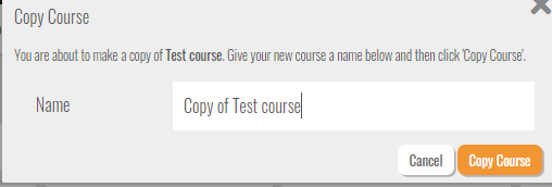 copy-test course