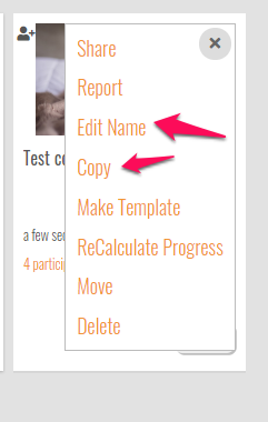 edit name-copy-course-content