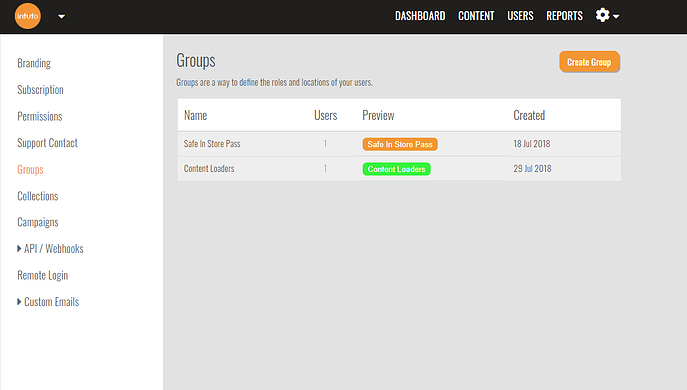 groups-page-settings