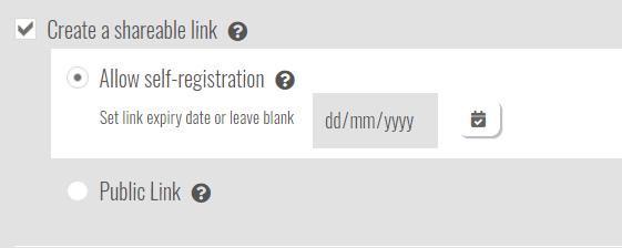 shareable-link-self-register