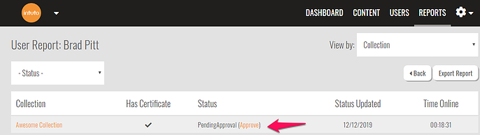 user-report-certificate-approval