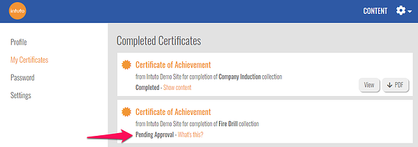 user-login-my-certificates-pending-approval